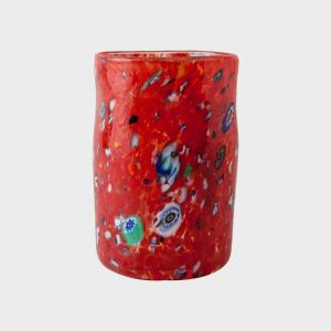 Red Venetian Glass