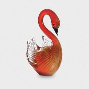 Short Red Swan
