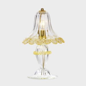 Gold Delfi - Table Lamp