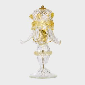 Gold Secolo Downward - Table Lamp